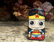 Super Hero & Kharacter Case