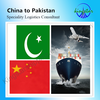 sea freight forwarder FCL lcl cargo china to Pakistan