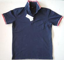 Brand quality custom dry fit polo tshirts with pocket