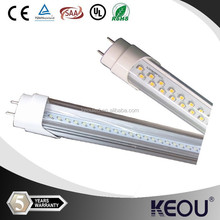 VDE TUV CE approved 1500mm 22w 25w 28w T8 LED tube light with 5 years warranty