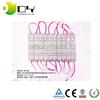 Good price injection led module 5050/ 3 chips 5050 smd led module/ 0.72W 12V LED Lights for channel letter