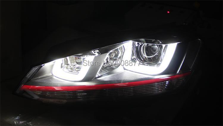 Aftermarket images & VWVortex.com - Are both Uu0027s on the GTI Bi-xenon headlights ... azcodes.com