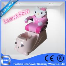 Pedicura portátil silla / sillón de pedicura spa para el niño