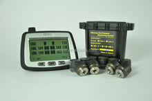 Truck and trailer RV motorhome Tire Pressure Monitoring System 6 tires TPMS