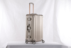 best selling Travel Trolley Luggage and Aluminum Luggage and Luggage Sets