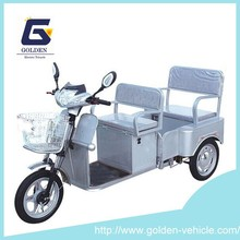 Casual Electric Tricycle For Passenger
