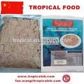 Envasados en bolsas de atún en salmuera, de aceite. 0.5 kg, 1 kg, 2 kg, 3 kg