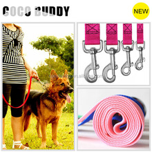 Nylon Dog leash / Wholesale Dog Leash/ Custom Print Logo Dog Leash