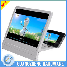 2015 colorful plastic mobile phone tv screen magnifier to mobile phone