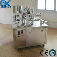 CX plastic and composite hair wax tube filling and sealing machine
