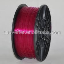 Pioneer Manufacturer ABS filament 3d plastic with great quality