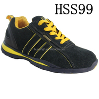 CH, sweat-absorption trekking condition lightweight safety sport sneakers composite toe cap