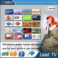 Crazy Promotion Of Unique Supplier Leadcool!1Month Leadtv Iptv Account Without Hot Sell Xxxl Sexy Full Hd Iptv Watch Free Movies
