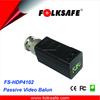 wireless transmitter for cctv, HD Video Balun, Folksafe Famous brand, FS-HDP4102