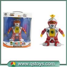 popular 2015 hot sell plastic B/O toy electronic robot,B/O robot