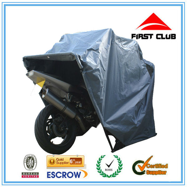 Motorcycle shelter motorcycle sheds motorcycle home - Motorcycle foldable garage tent cover ...