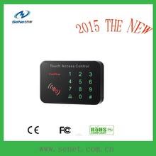 Touch button standalone access controller