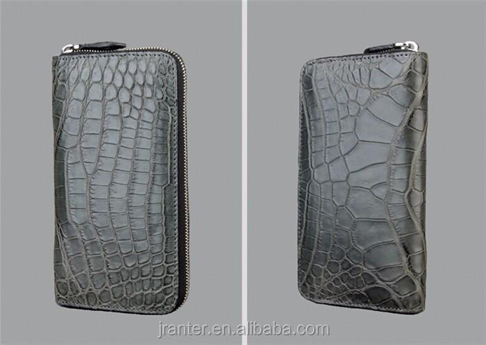 ladies clutch bag genuine crocodile leather clutch bag women_10