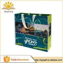 Eco friendly non-woven bag foldable shopper bag