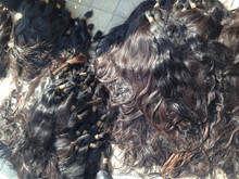 100% Raw Virgin Remy Unprocessed Human Hair Bulk/Natural Virgin Indian Remy Hair/ Supreme Hair Bulk Remy Virgin Hair Wholesale