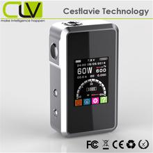 SMY 60w VT Box Mod TC e-cigarette cleaning kit