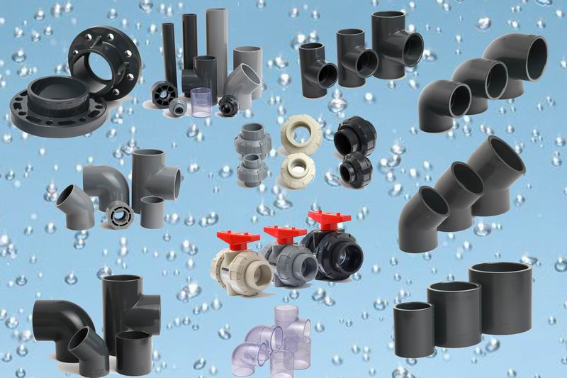 Pvc cpvc sch pipe and fittings