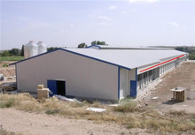 customized size safe and reliable building a chicken house for commercial purpose