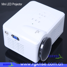 Newest Hot Sell Mini Led Projector support Business & Education, Home, Entertainment