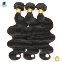 Wholesale Raw Unprocessed Virgin Indian Hair Body Wave Indian Hair