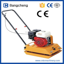 Henan Bangcheng 178kg Electrical Forward Plate Compactor with good Engine