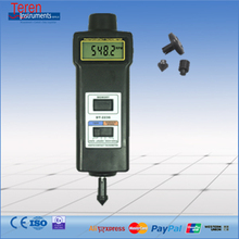 Photo Contact Tachometer Laser Linear Velocity Meter Automobile Washing Machine Surface Speed Tester