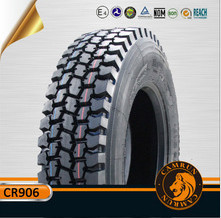 camrun 11R24.5 driver pattern for America market truck and bus tyre (tire) from china tyre factory quality hot selling