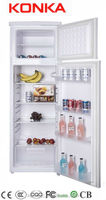 BCD-248 manual defrost refrigerator/fridge CE CCC Rohs
