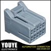 Tyco 316988-6 10 pin female pa66 AMP automotive connector in stock