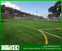 plastic soccer fake grass with stem fiber carpet lawn artificial turf