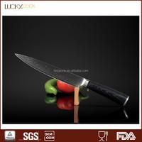 Damascus Steel 440C Knife for fruits