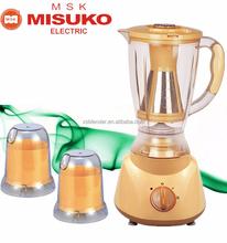 Plastic electric food juice mixer