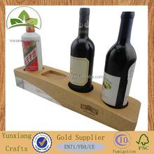high classs wooden wine base