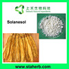 Manufacturer Supplier Nicotiana tabacum extract 15%,75%,90% Solanesol Nicotiana tabacum extract
