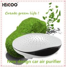 Car Ozone Air Purifier , Aromatic Liquid Refreshing Car Air Purifier , Removal Peculiar Smells Air Cleaner
