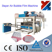 Printing material compound bubble film machine