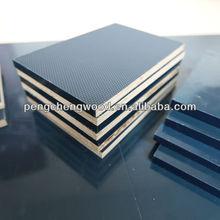 polipropileno (PP) de madera contrachapada recubierta de plástico como sistema de encofrado de hormigón