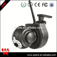 ANK auto tracking wipper ptz camera 360 degree rotate speed dome cameras ip camera
