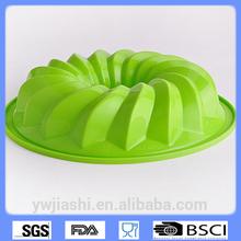 caliente venta de silicona de grado alimenticio pop pastel moldes