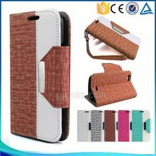 New arrival mix color wallet style design cell phone case for BLU VIVO 4.8HD/D940A