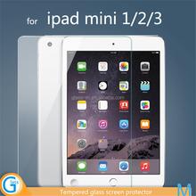 tempered glass protective film for iPad Mini/Mini 2/Mini 3