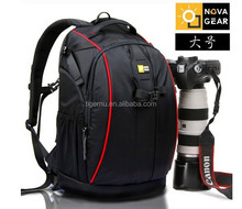 2016 New Arrival Multi-functional and waterproof DSLR camera backpack
