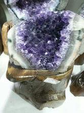 natural cristal grande uva cluster para presentes do negócio