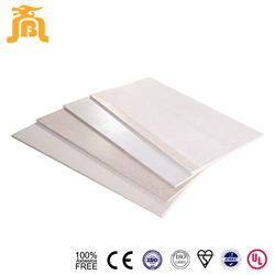 home decor Eco-friendly 8mm fiber cement board price