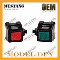 Cheap Hot Sale ATV custom handlebars switch for DFY Motorcycle parts
